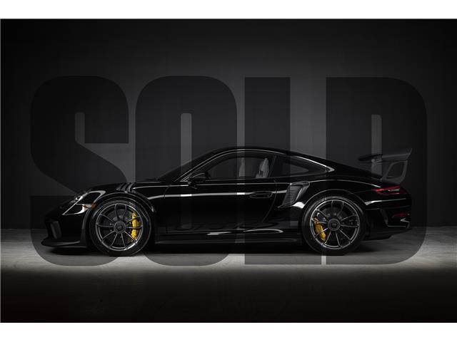 2019 Porsche 911 GT3 RS (Stk: MU2036) in Woodbridge - Image 1 of 19