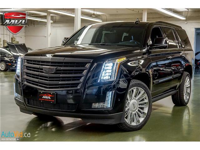 2017 Cadillac Escalade Platinum (Stk: ) in Oakville - Image 2 of 43