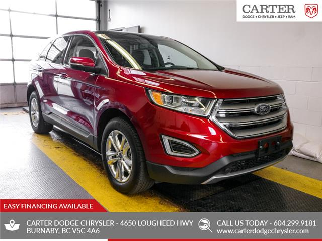 2018 Ford Edge SEL (Stk: X-6089-0) in Burnaby - Image 1 of 23