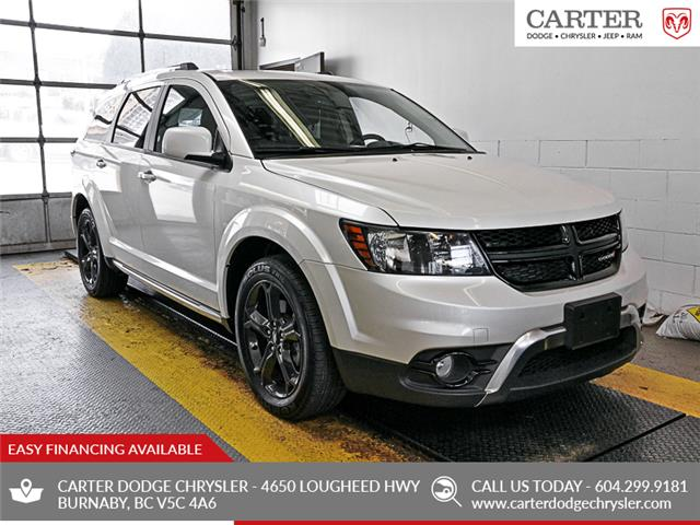 2018 Dodge Journey Crossroad (Stk: X-6112-0) in Burnaby - Image 1 of 23