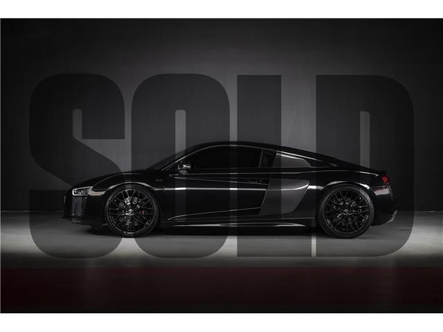 2017 Audi R8 5.2 V10 (Stk: MU2041AA) in Woodbridge - Image 1 of 18