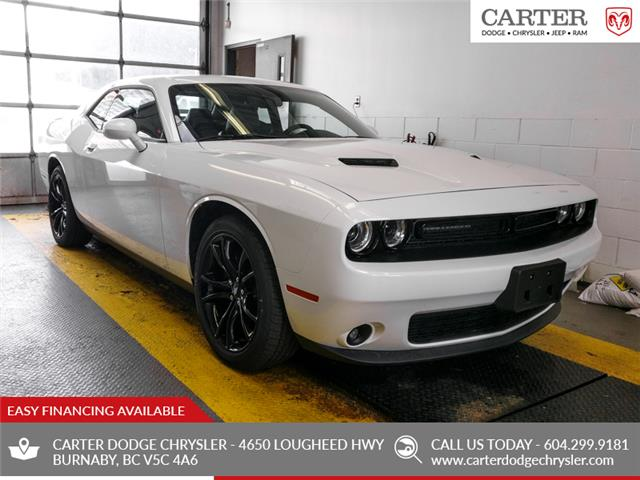 2018 Dodge Challenger SXT (Stk: X-6080-0) in Burnaby - Image 1 of 24