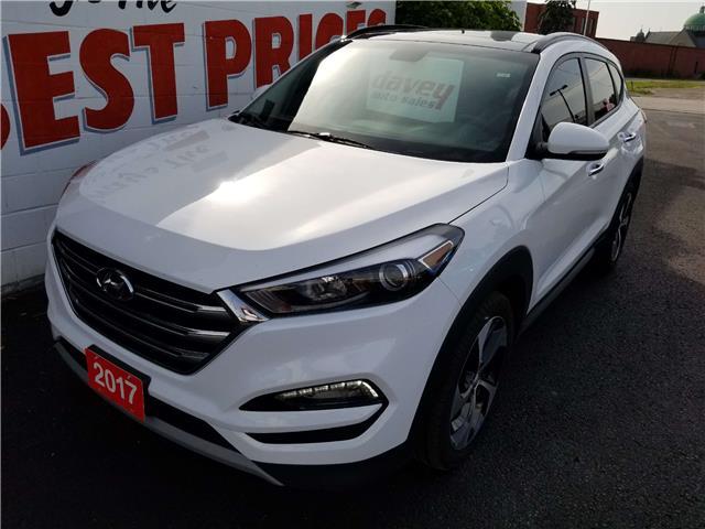 2017 Hyundai Tucson SE (Stk: 19-489) in Oshawa - Image 1 of 16