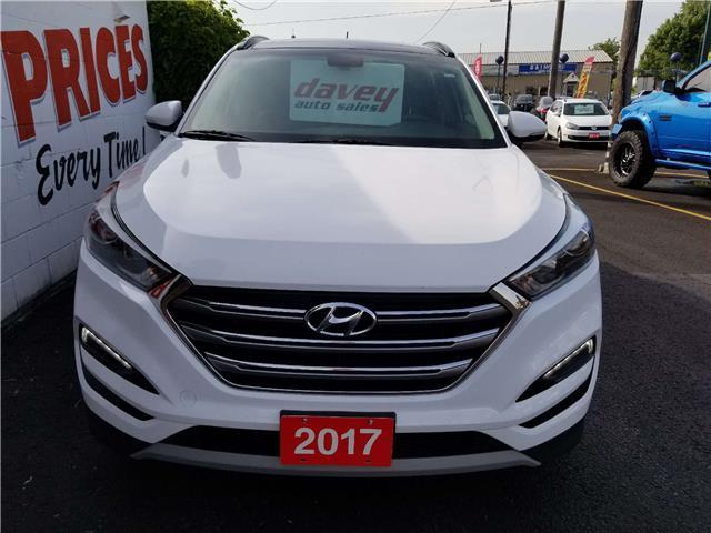 2017 Hyundai Tucson SE (Stk: 19-489) in Oshawa - Image 2 of 16