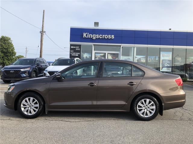 2013 Volkswagen Jetta 2.0L Comfortline (Stk: 11573P) in Scarborough - Image 2 of 16