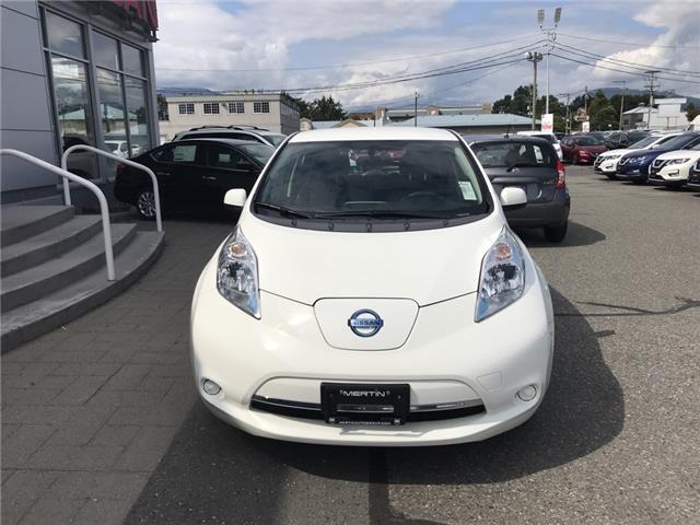 2017 Nissan LEAF S (Stk: N19-0099P) in Chilliwack - Image 2 of 14