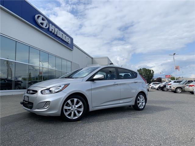 2013 Hyundai Accent SE (Stk: H95-8586A) in Chilliwack - Image 1 of 12