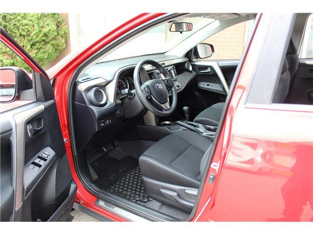 2015 Toyota RAV4 XLE (Stk: 401013) in Saskatoon - Image 6 of 22