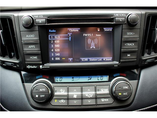 2015 Toyota RAV4 XLE (Stk: 401013) in Saskatoon - Image 10 of 22