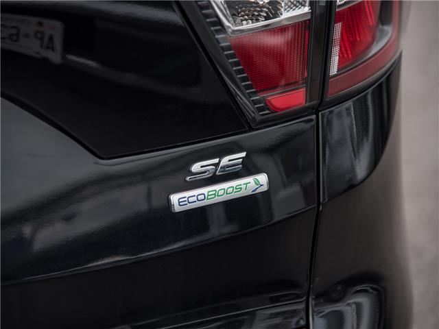 2017 Ford Escape SE (Stk: 19ES410T) in St. Catharines - Image 9 of 23