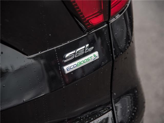 2019 Ford Escape SEL (Stk: 19ES748) in St. Catharines - Image 9 of 24