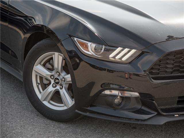2017 Ford Mustang V6 (Stk: 19MU776T) in St. Catharines - Image 6 of 19