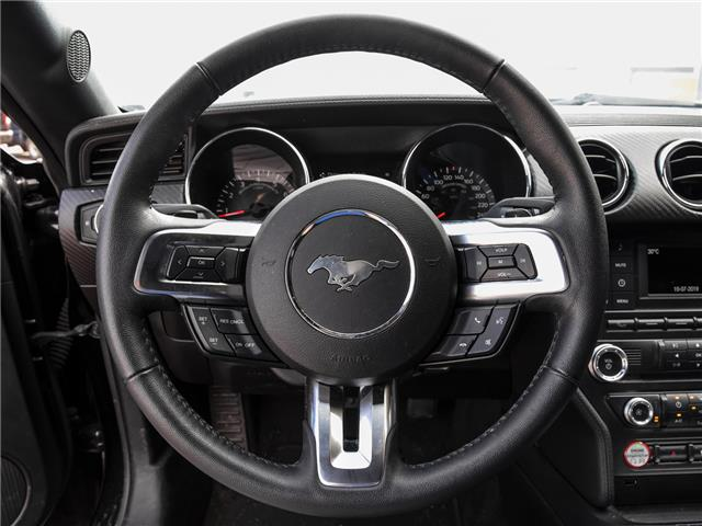 2017 Ford Mustang V6 (Stk: 19MU776T) in St. Catharines - Image 10 of 19
