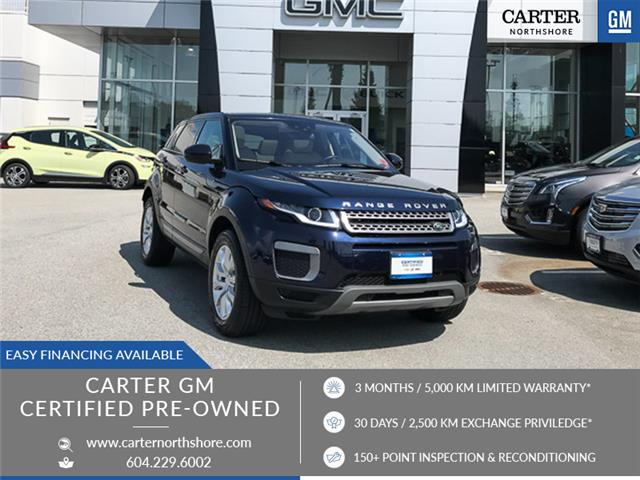 2016 Land Rover Range Rover Evoque SE (Stk: 972640) in North Vancouver - Image 1 of 27