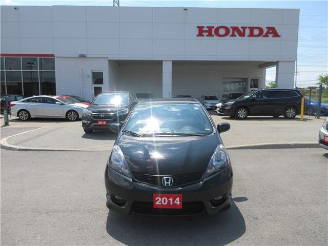 2014 Honda Fit Sport (Stk: SS3536) in Ottawa - Image 1 of 10