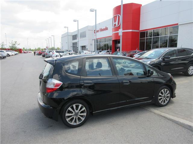 2014 Honda Fit Sport (Stk: SS3536) in Ottawa - Image 2 of 10