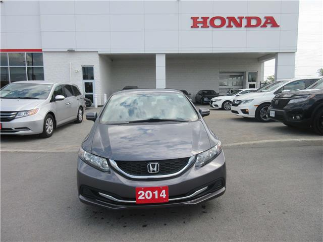 2014 Honda Civic LX (Stk: SS3533) in Ottawa - Image 2 of 10