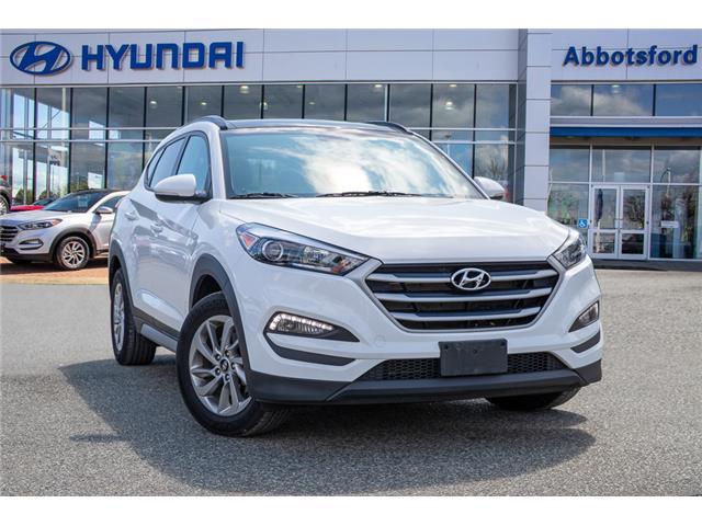 2018 Hyundai Tucson SE 2.0L (Stk: AH8874) in Abbotsford - Image 1 of 28