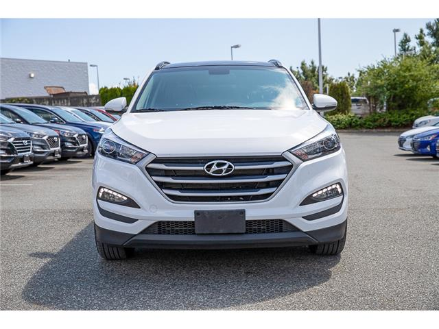 2018 Hyundai Tucson SE 2.0L (Stk: AH8874) in Abbotsford - Image 2 of 28