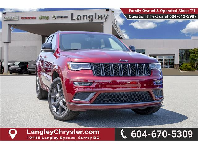 2019 Jeep Grand Cherokee 22H (Stk: EE909670) in Surrey - Image 1 of 27