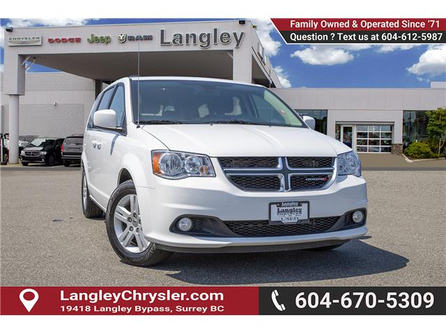 2018 Dodge Grand Caravan 29K Crew (Stk: EE909920) in Surrey - Image 1 of 23