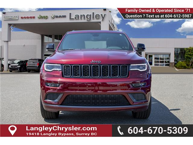 2019 Jeep Grand Cherokee 22H (Stk: EE909670) in Surrey - Image 2 of 27