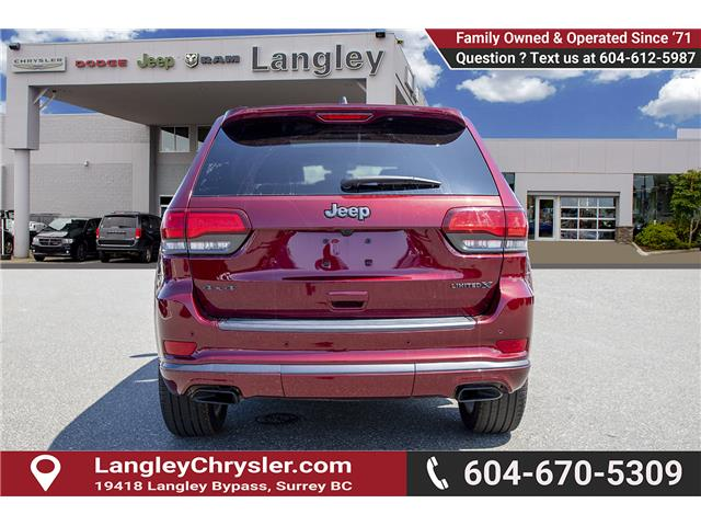 2019 Jeep Grand Cherokee Limited (Stk: EE909670) in Surrey - Image 5 of 27