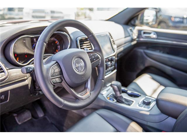 2019 Jeep Grand Cherokee Limited (Stk: EE909670) in Surrey - Image 11 of 27