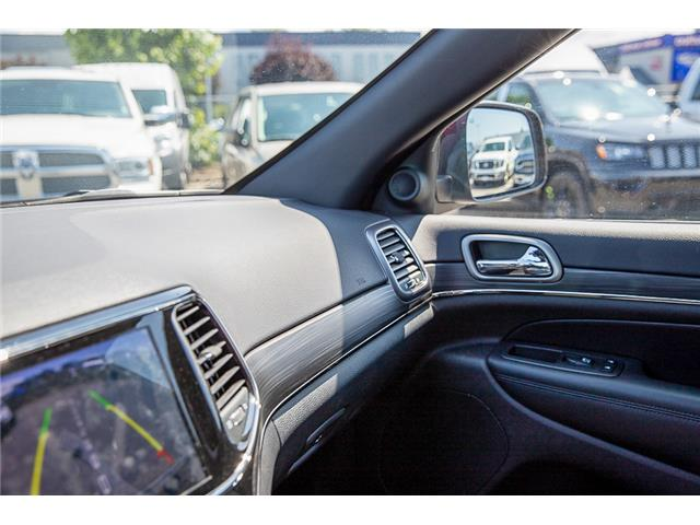 2019 Jeep Grand Cherokee Limited (Stk: EE909670) in Surrey - Image 26 of 27