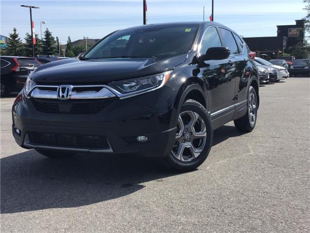 2019 Honda CR-V EX (Stk: 191225) in Barrie - Image 1 of 23