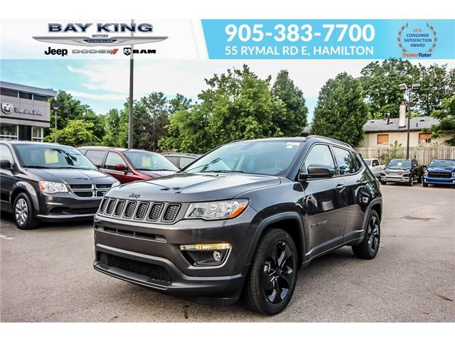 2019 Jeep Compass North (Stk: 197550) in Hamilton - Image 1 of 23