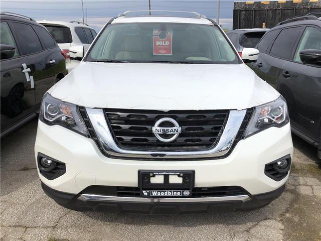2019 Nissan Pathfinder Platinum (Stk: PA19-007) in Etobicoke - Image 2 of 5