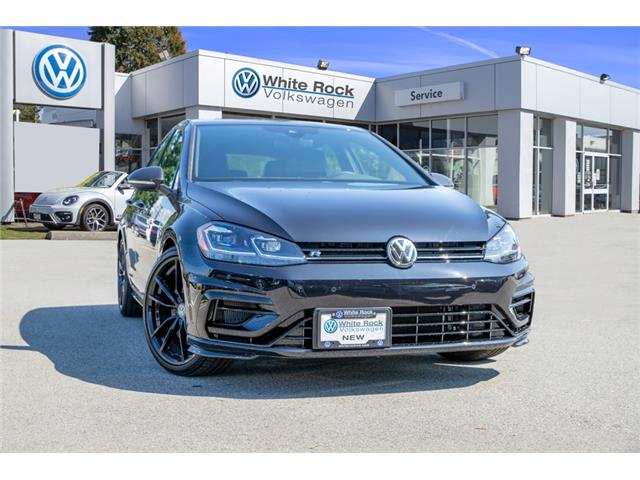 2019 Volkswagen Golf R 2.0 TSI (Stk: KG144348) in Vancouver - Image 1 of 29
