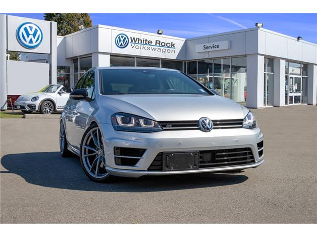 2017 Volkswagen Golf R 2.0 TSI (Stk: VW0913) in Vancouver - Image 1 of 29