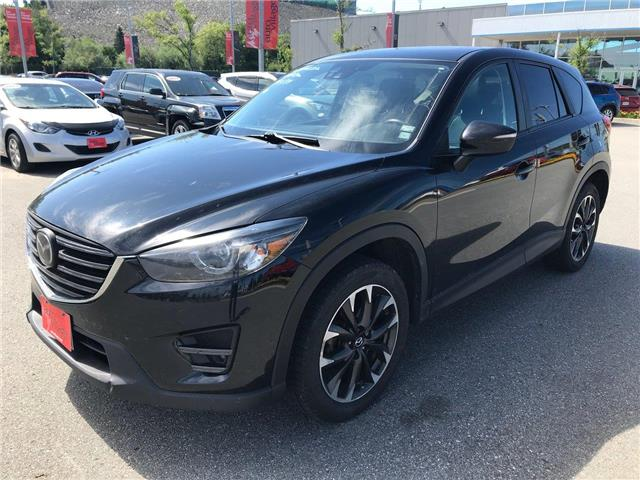 2016 Mazda CX-5 GT (Stk: P605620) in Saint John - Image 1 of 4