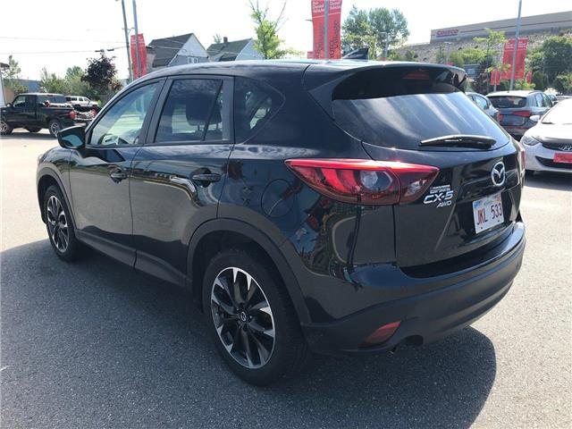2016 Mazda CX-5 GT (Stk: P605620) in Saint John - Image 2 of 4