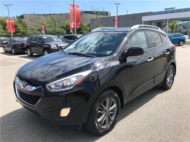 2015 Hyundai Tucson Limited (Stk: P031870) in Saint John - Image 1 of 36