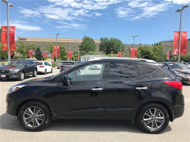 2015 Hyundai Tucson Limited (Stk: P031870) in Saint John - Image 2 of 36