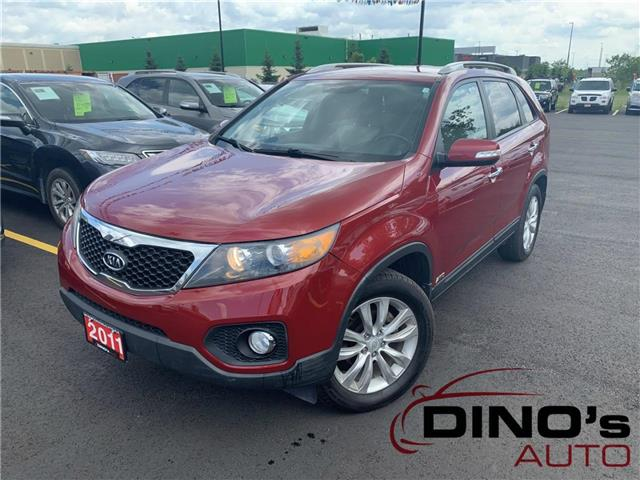 2011 Kia Sorento  (Stk: 070803) in Orleans - Image 1 of 27