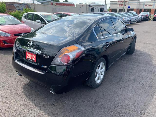 2012 Nissan Altima 2.5 S (Stk: 108042) in Orleans - Image 4 of 25