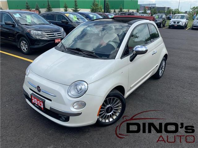 2013 Fiat 500C Lounge (Stk: 511124) in Orleans - Image 1 of 29