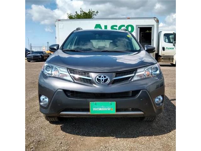 2015 Toyota RAV4 Limited (Stk: 12630A) in Saskatoon - Image 3 of 22