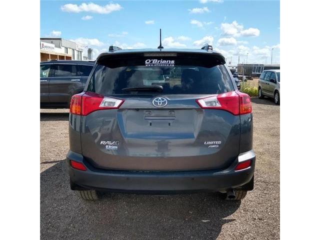 2015 Toyota RAV4 Limited (Stk: 12630A) in Saskatoon - Image 8 of 22