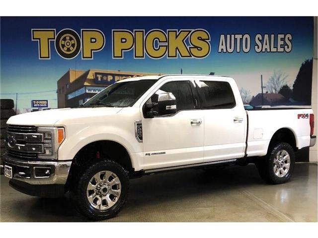 2017 Ford F-250 Lariat (Stk: c49495) in NORTH BAY - Image 1 of 28