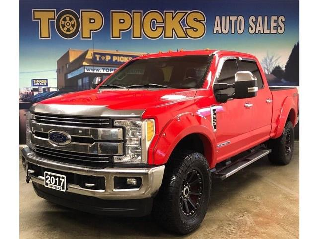 2017 Ford F-250 Lariat (Stk: d96105) in NORTH BAY - Image 1 of 30