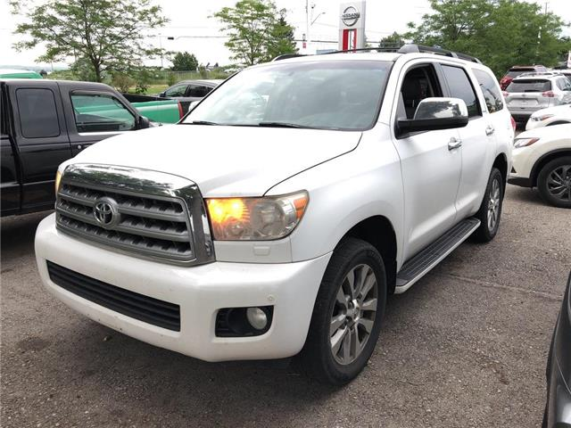 2010 Toyota Sequoia LIMITED | DVD | NAVI  (Stk: N3967A) in Mississauga - Image 1 of 14