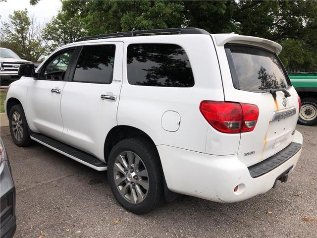 2010 Toyota Sequoia LIMITED | DVD | NAVI  (Stk: N3967A) in Mississauga - Image 2 of 14