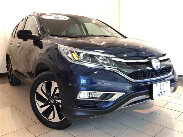 2015 Honda CR-V Touring (Stk: 39011) in Toronto - Image 1 of 29