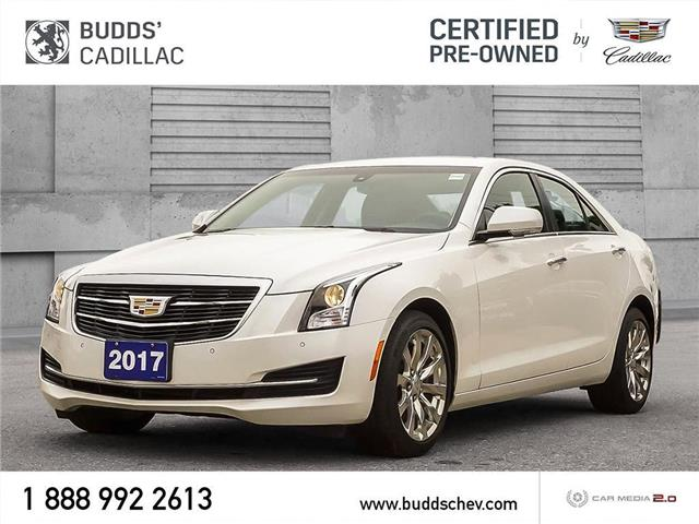 2017 Cadillac ATS 2.0L Turbo Luxury (Stk: AT7084PL) in Oakville - Image 1 of 25