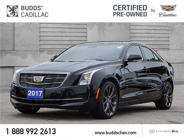 2017 Cadillac ATS 2.0L Turbo Luxury (Stk: AT7047L) in Oakville - Image 1 of 25